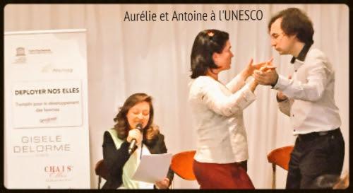 Soirée 'Déployer nos elles' à l'Unesco