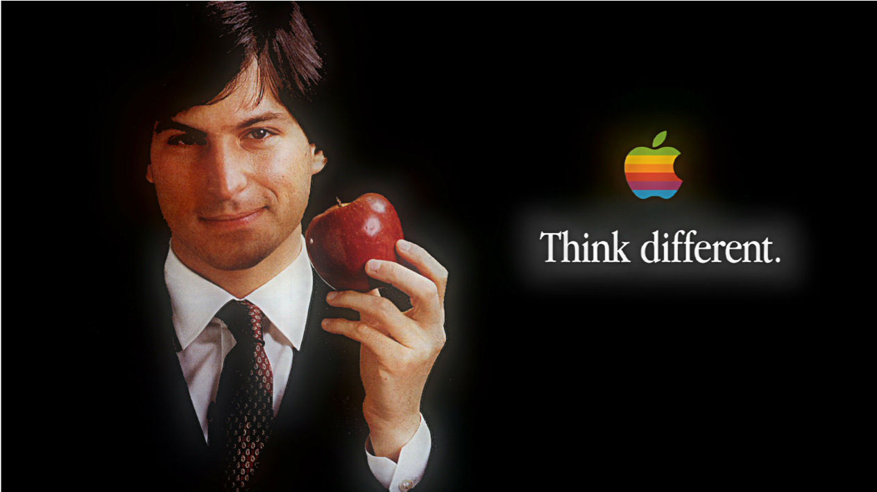 Apple - Steve Jobs - Think Different
