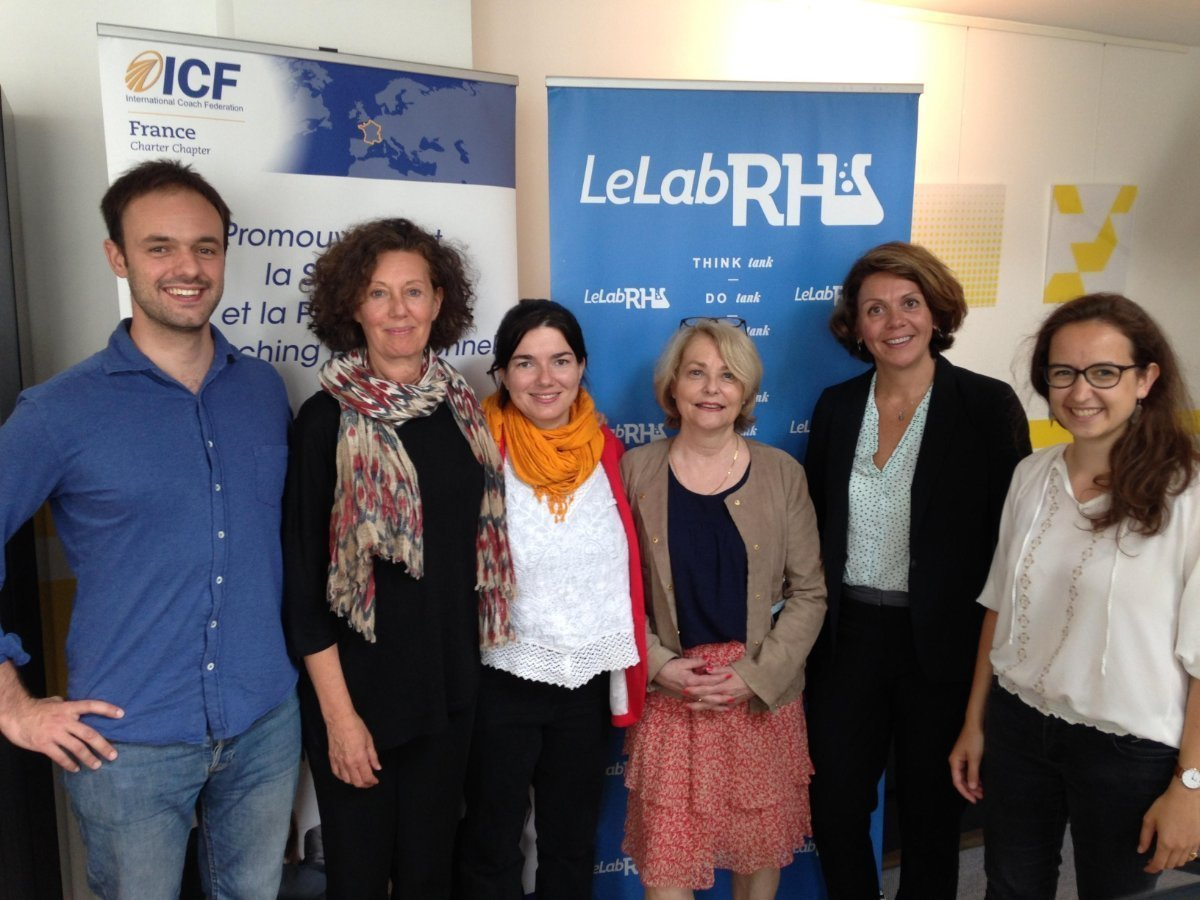 Partenariat ICF France - LabRH