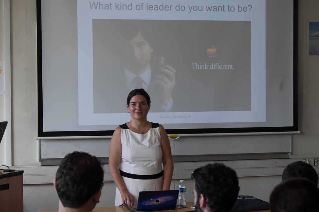 Conférence Leadership CNJE-JEWC